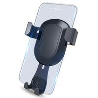 car phone holder оптовых-Автомобиль держатель сотовый телефон автомобиля регулируемая ширина лобовое колыбель для сотового телефона OBhbo13