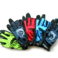 Wholesale cut glove fingers for sale - Group buy Men Fashion Waterproof Glove Cut Finger Wear Resisting Anti Slip Breathable Outdoor Sport Fishing Gloves High Quality hc hh