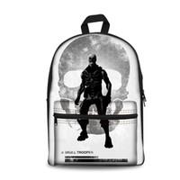 f8aaf58dd446 Fashion bag School Bags Backpack for Teenager Girls Book Bag Women Laptop  Unicorn Students Cartoon Children Game skin Print