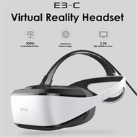 ingrosso interruttore lcd-DeePoon E3-C 3D VR Headset Immersive Realtà Virtuale Occhiali 2.5K Fast-switch Display LCD / Supporta Steam VR / VRonline