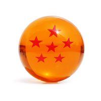 ücretsiz dragon ball z figürler toptan satış-Eylem Renk Kutulu 1 adet 7 cm Dragon Ball Yıldız Kristal Top Pvc Rakam Dragonball Z Action Figure Oyuncak 1 ~ 7 Yıldız Seçilebilir Ücretsiz