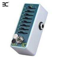Wholesale Eno Guitar - ENO EX EQ7 Guitar Equalizer Effect Pedal 7-Band EQ Full Metal Shell True Bypass