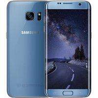 telefon 2gb koç dhl toptan satış-Yenilenmiş Orijinal Samsung Galaxy S7 Kenar G935F G935A G935T G935V G935P 5.5 inç Dört Çekirdekli 4 GB RAM 32 GB ROM 12MP 4G LTE Telefon DHL 5 adet
