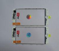 lcd film değiştirme toptan satış-Orijinal 3 1 Soğuk Pres Değiştirme LCD Ön Dokunmatik Ekran Cam Dış Lens ile Çerçeve ile OCA Filmi Ile iPhone 8 Artı