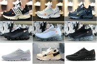 Wholesale waterproof running shoes for sale - Presto Shoes Better Off Quality With White Green Orange Color Shoelaces And Red Tag Prestos Men Designer Sneakers Running Trainers