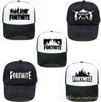 10 cappelli stile Fortnite uomo berretto da baseball ragazzi ragazze  snapback estate cappelli traspiranti bone man cappello hip hop per le donne  grandi ... 64ce348467a2