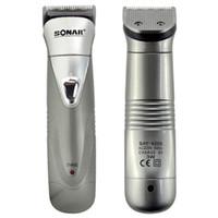 ingrosso tagliatrici elettrici del barbiere-Uomini Electric Shaver Razor Precision Regolacapelli regolabile Clipper Hair Beard Trimmer Cordless Barber Tools con alta qualità