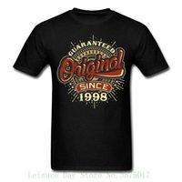 ingrosso t-shirt maniche corte-20 ° compleanno originale dal 1998 T-shirt uomo stampato T-shirt uomo manica corta Tee Shirts