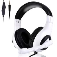 Wholesale white ps4 - Top seller tooling gaming headsets Headphone for PC XBOX ONE PS4 Headset headphone For Computer Headphone
