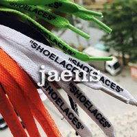 impression en lacet achat en gros de-Top vente en gros Mall Shoelaces lien de paiement shoeslaces de shoekinger magasin Impression recto-verso plat SHOE LACES longueur 1-1.2M