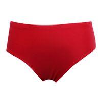 купание бикини оптовых-Hot Sale Women Sexy Brazilian Letter Print Cheeky Bottom Bikini Thong Ruched Briefs Panties Underwear Swimming Bathing Swimsuit