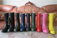Wholesale Women S Original Short Refined Rain Boots Waterproof Anti Mud Kate The Same Paragraph Of Middleton Women Wellington Boots