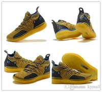 Wholesale newest kevin durant basketball shoes for sale - Group buy 2018 Newest OG shoes KD Basketball Shoes Kevin Durant s men running Athletic off shoes white luxury KD EP Elite Sport Sneakers