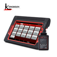 Wholesale Mini Jaguar - Launch X431 V 8inch X431 Pro mini Full System Automotive Diagnostic Tool Multi-language Bluetooth Wifi Two years free update