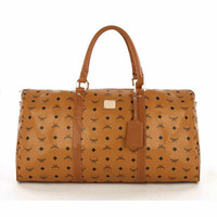 Wholesale handbags - designer handbags luxury famous brand travel duffle bags totes clutch bag big capacity good quality PU leather New fashion
