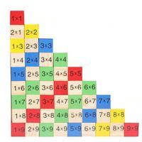 дети из учебного стола оптовых-99 арифметика таблица умножения интеллект игрушки дети головоломки строительные блоки раннего детства исследование расчет деревянные игрушки 10 8bm W