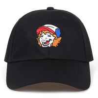 2018 nuevo de alta calidad de algodón unisex marca personaje de dibujos  animados Snapback Cap gorra de béisbol para hombres mujeres Hip Hop papá  sombrero ... abdf52c3380