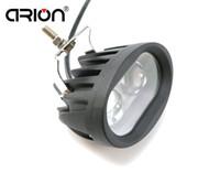tekne led spotlar toptan satış-Çalışma ışığı 20 W 12 V Spot Sis Lambası Offroad Çalışma Işığı ATV SUV Motosiklet Kamyon Tekne Için LED İş Işık