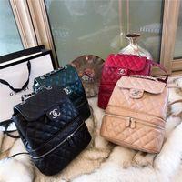 Wholesale backpack online - Brand backpakc designer handbag luxury shoulder bag high quality ladies handbag outdoor backpack