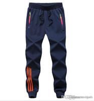 ingrosso pantaloni da jogger ragazzi-Casual marca Mens Sport Pantaloni Harem più il formato L-5XL da jogging 2018 uomini casuali Ragazzi Jogger Pant Maschio Pantaloni sportivi Pantaloni