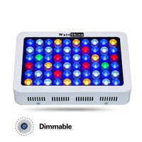 Wholesale saltwater led lights - LED Aquarium Light Kit for Fish Tank underwater Submersible Crystal Glass Lights Suitable for Saltwater and Freshwater