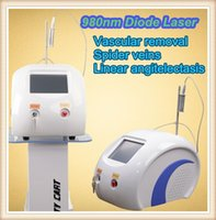 Wholesale veins legs - Vascular & Leg Vein removal 980nm diode blood vessel spider vein remove laser machine Vascualr lesions 980 laser beauty equipment