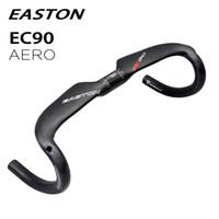 Wholesale cycling bikes for sale - 2018 EASTON EC90 Carbon fiber cicycle handlebar AERO road cycling bike parts handlebar mm mm drop bent bar matte