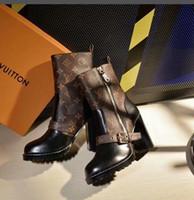 Große High Heel Stiefel Online Großhandel Vertriebspartner