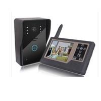 Wholesale indoor electronic display for sale - Group buy 2 G wireless video intercom doorbell inch display Indoor machine control open electronic lock function