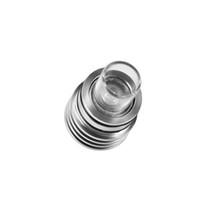 elemento calefactor vaporizador de cera al por mayor-El mejor atomizador de la cera de cuarzo Motar 510 taza del cuarzo del hilo elemento de calefacción del vaporizador con la boquilla de cristal larga
