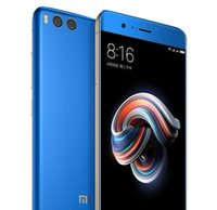 notiz freischalten wifi großhandel-Brand New Xiaomi Mi Hinweis 3 Octa Core 4 GB / 64 GB Dual Rear Kamera 12,0 + 16,0 MP 5,5 Zoll entsperrt Handys