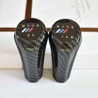 düğme hızı toptan satış-BMW Için 5 6 Hız Araba Vites Topuzu 1 3 5 6 Serisi E46 E53 E60 E63 E83 E84 E87 E90 E91
