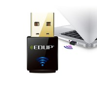 FA EDUP EP-N8508GS Mini USB 150Mbps Wireless USB Adapter WiFi Signal Receiver W