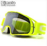 Wholesale snow goggle resale online - BJMOTO Unisex Motocross MX Helmet Goggles Off Road Cycling Racing Snow Ski Goggle Glasses For Motorcycle ATV Festival Gift