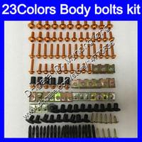 Wholesale Yamaha Fzr - Fairing bolts full screw kit For YAMAHA FZR400 89 90 FZR400R FZR400 R FZR 400R FZR 400 R 1989 1990 Body Nuts screws nut bolt kit 23Colors