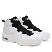 sapatas da altura dos homens s venda por atacado-Venda quente adulto High top sapatilhas dos homens de couro sapatos de marca dos homens Casuais Grossas Sapatos de Plataforma Altura Crescente 6 cm Elevador sapatos