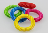 Wholesale bracelet ring chain for sale - Mosquito Repellent Bracelets hand Wrist Band telephone Ring Chain Anti mosquito bracelet Pest Control Bracelet Bands