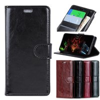 Wholesale wallet alcatel for sale – best PU Leather Case for Alcatel ONE PLUS WIKO Harry View wileyfox Spark X Doogee X70 Kickstand Flip Cover Phone Cases