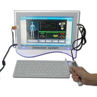 Wholesale Touch Screen Win - 14-inch Touch screen computer with Quantum Resonance magnetic analyzer, can use as a computer win 7 default