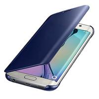 отметить случай новый оптовых-2019 Новый для Galaxy S9 S9 PLUS S8 S8 Plus Note 8 S7 КРАЙ S6 Edge Plus, J7 Prime, Зеркало Прозрачный откидной чехол Гиперболическое зеркало