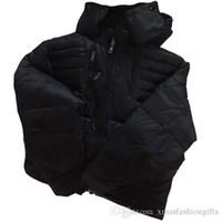 anorakhaube großhandel-Mode Winter Daunenjacke Männer Warme Dicke Marke Neue Designer Hood Coole Jacken für Mann Anorak Plus Größe Mäntel Hohe Qualität
