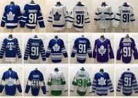 Wholesale toronto maple leafs centennial classic jersey resale online - Toronto Maple Leafs John Tavares Jersey Blue White Winter Classic Centennial Classic Arenas Stadium Series Custom Name Man Woman Kid