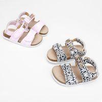 Wholesale children shoes rubber bottoms - 2018 Summer New Pattern Children Sandals Leisure Time Fashion Magic Soft Bottom Princess Shoe