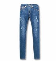 frauen schlanke jeans großhandel-Frauen zerrissenen Entwurf-Jeans-Mode schlanke reizvolle lange Bleistift-Hosen Marke TRUE Hosen Frauen Religion Denim-Hosen Lange Hosen Jeans