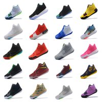 Wholesale signature white - Bruce Lee Shoes Classic Basketball Shoes Athletics Sneakers Mamba Mentality Signature Sport Outdoor Boots 20 Colors