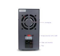 Wholesale digital adjustable power supply resale online - Hot DC Power Supply KPS305D V A Digital Display adjustable Mini Switch Power Supply V A SMPS Single Channel