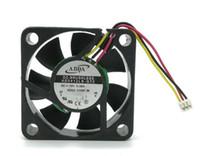 ventilateur adda 4cm achat en gros de-Ventilateur 4 cm original ADDA AD0412LB-G73 4010 12V 0.08A à trois vitesses, silencieux et dissipateur de chaleur