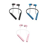 Wholesale ms cans for sale - The new ms t17 neck bluetooth headset has wireless stereo and can be plugged into a magnetic bluetooth headset