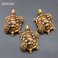 Wholesale carved bone jewelry resale online - Jewelry Tribal Style Imitation Yak BONE Carved Sea Turtles Mother Pendants Charms for necklace or keyrings MC44