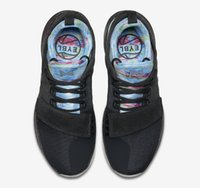 Wholesale Dhl Men Shoes - (With Box)Fast DHL Shipping Man PG 1 EYBL Shoes High Quality Paul George Shoes